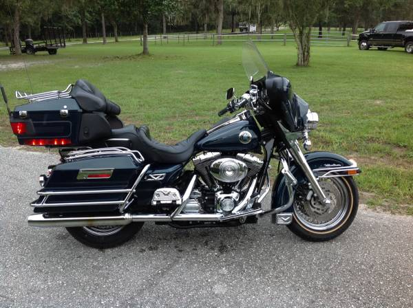Photo 2001 Harley Ultra Classic - $6,200 (Levy County)