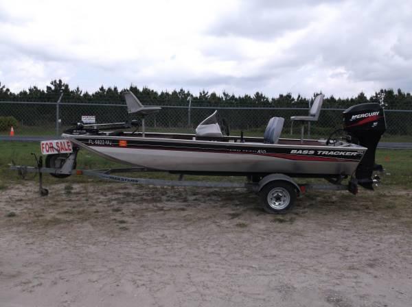 Photo 2003 Bass Tracker Pro 165 - $6,995 (Leesburg)