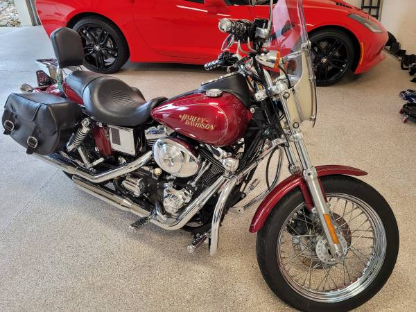 Photo 2004 Harley-Davidson Dyna Low Rider - $5,300 (Lecanto)