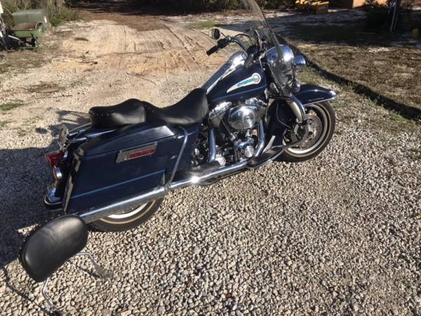 Photo 2004 Road King - $6,500 (Salt Springs)
