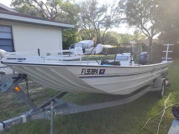 Photo 2008 19 foot G3 Flats Boat - $14,000 (Lecanto)