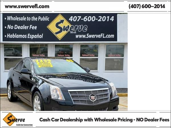 Photo 2008 Cadillac CTS - $7,250 (Swerve Auto)