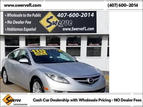 Photo 2010 Mazda Mazda6 i - $4,250 (Swerve Auto)