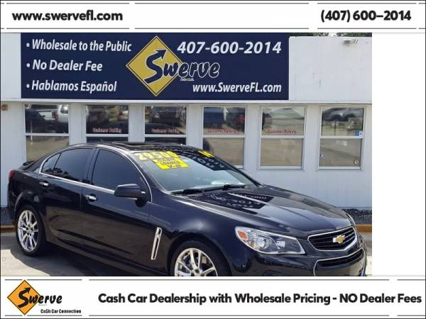Photo 2014 Chevrolet SS SS - $29500 (Swerve Auto)