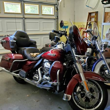 Photo 2016 Harley Ultra Classic - $15,900 (Inverness)