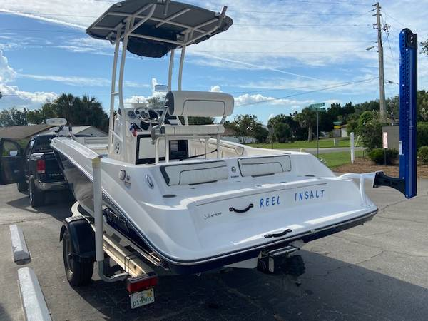 Photo 2017 Center Console Fishing Boat - $34,750 (Crystal River)