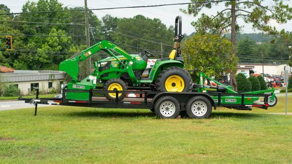 Photo 2020 john deere trailer pkg - $22999 (CRYSTAL RIVER)