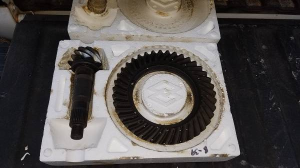 Photo 65-72 chevelle and nova  to 69 Camaro 12 bolt gears - $100 (Ocala)