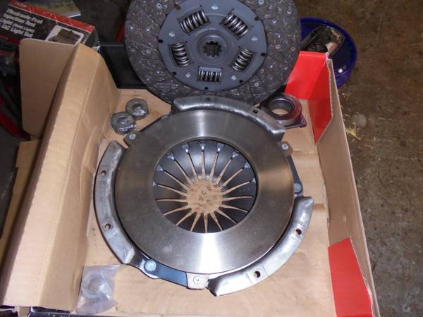 Photo 65- 70 ford small block clutch set. 0 miles - $50