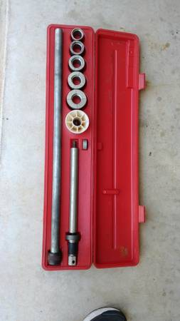 Photo Blue-Point Tools (Snap On) Camshaft Bearing Remover and inserter Set - $100 (The Villages)