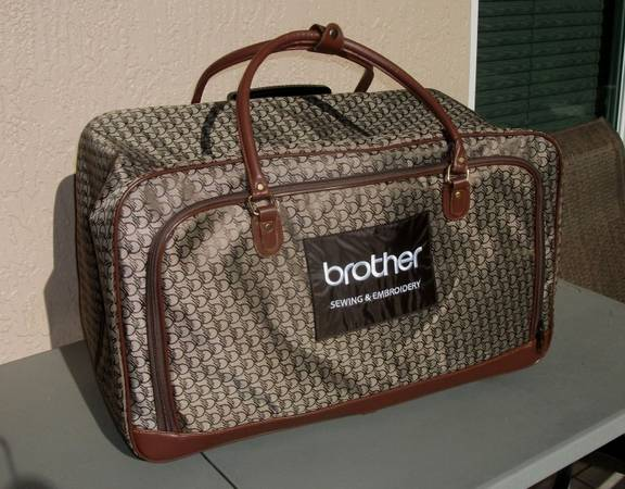 Photo Brother Trolley for embroidery machine - $65 (Leesburg)