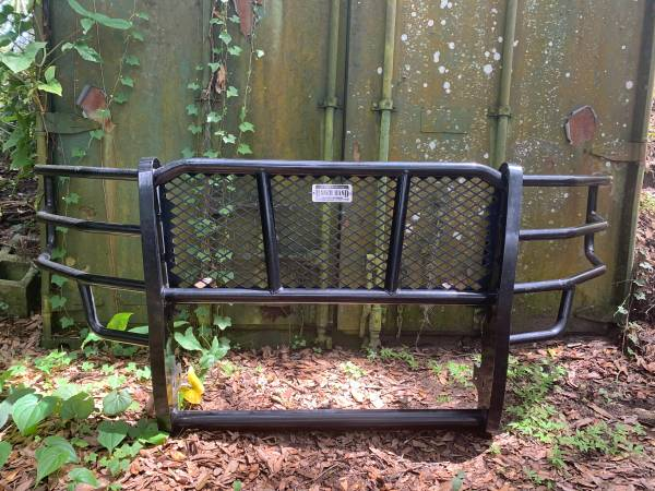 Photo Brush Guard, Ranch Hand - $400 (Weirsdale)