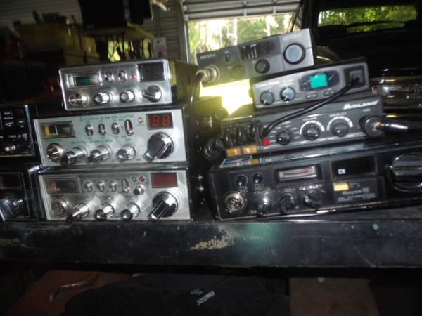 Photo CB Radios - $175 (Crystal River)
