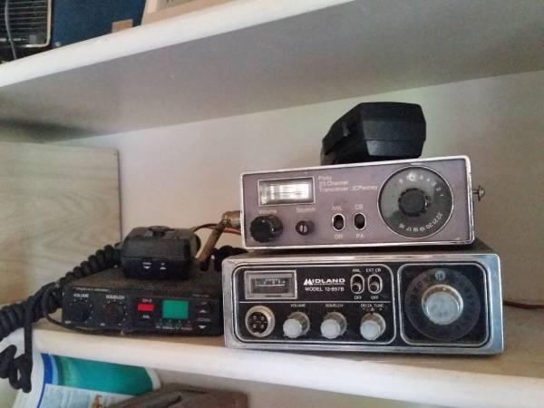 Photo CB radios - $25 (Morriston)