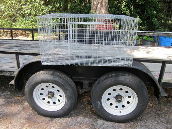 Photo Cages(NEW)For Rabbits,Birds,or - $65 (Anthony- Ocala)