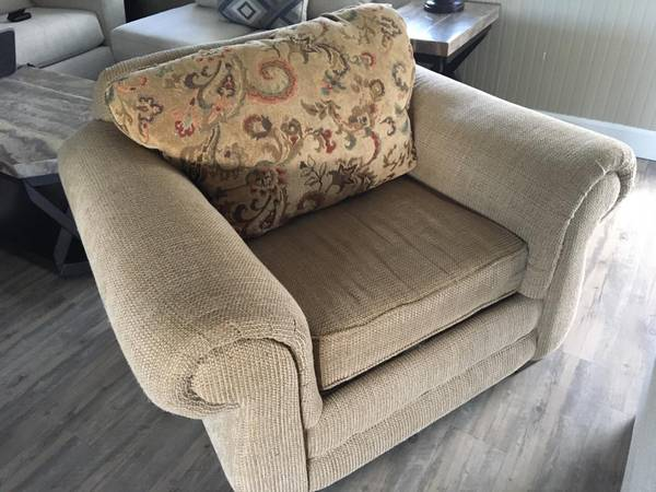 Photo Free sofa chair oversize (Beverly Hills)