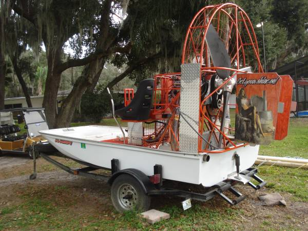 Photo Get Your Shine On Airboat - $9000 (Silver Springs)