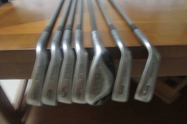 Photo Graphite Golf Clubs, Yamaha - $180 (The Villages, Historic Side)