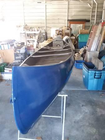 Photo Grumman aluminum canoe - $850 (Webster)