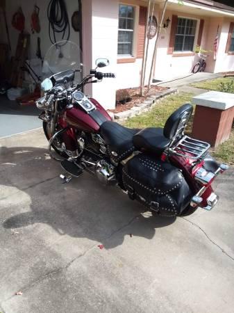 Photo Harley Davidson Heritage 2008 - $6,900 (Citrus Springs)