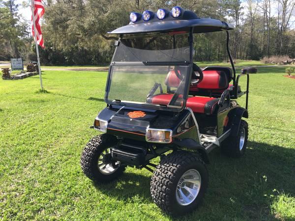 Harley Davidson Golf Cart 4000 Ocala Fl Rv Rvs For Sale Ocala Fl Shoppok
