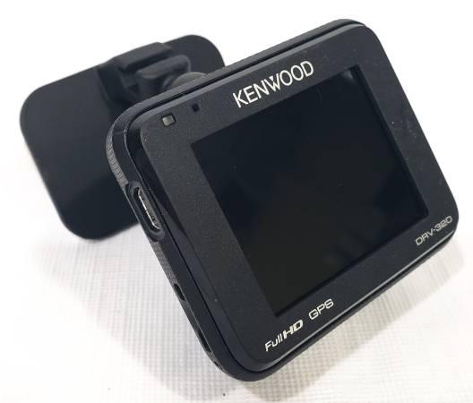 Photo Kenwood DRV-320 Full HD Dash-Camera - New in Box - 28198-1 - $58 (Ocala)