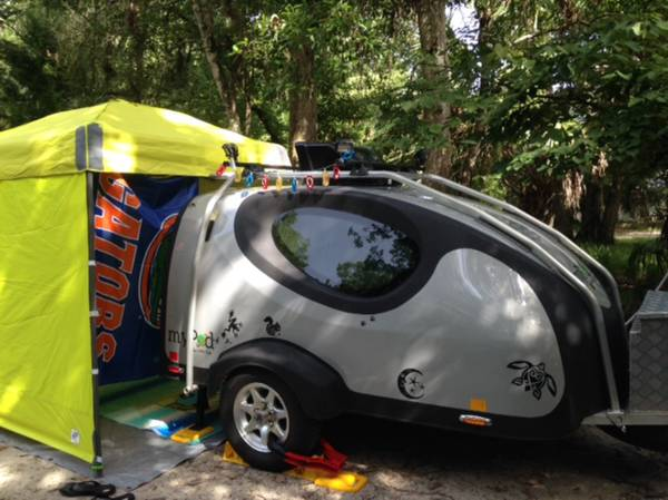 Photo Little Guy MyPod Max Teardrop Cer Trailer - $8750 (Downtown Ocala)