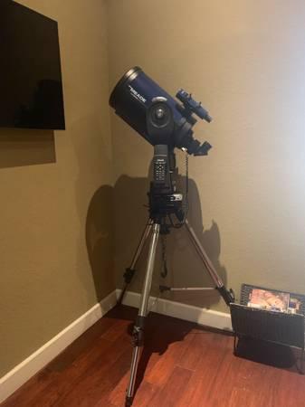 Photo Meade LX200 GPS - $1200 (Ocala)