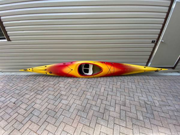 Photo Northern Lights 159 kayak - $300 (DUNNELLON)