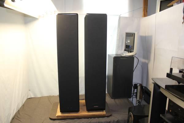 Photo Paradigm Export BP Floor Standing Speakers - $125 (Floral City)