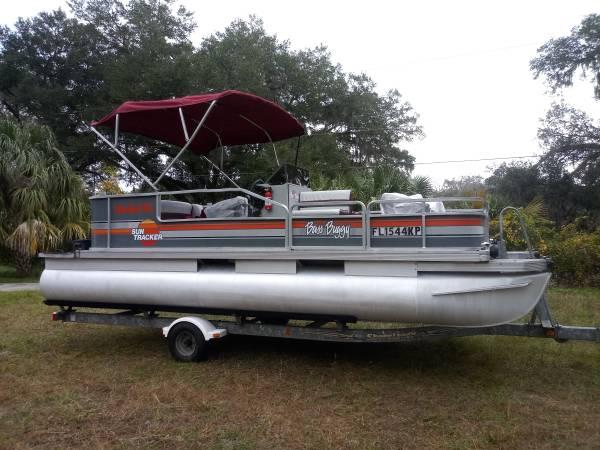 Photo Pontoon Boat for Sale - $6,900 (Wildwood)