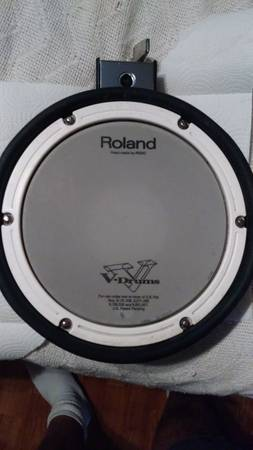 Photo Roland pdx8 mesh drum pad - $70 (Homosassa Springs)