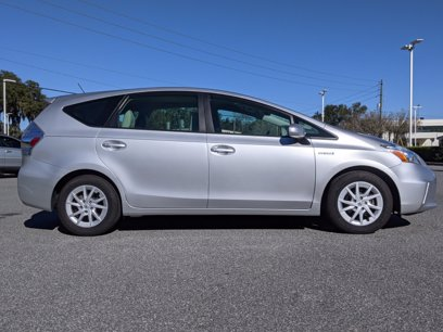 Photo Used 2012 Toyota Prius V Three for sale