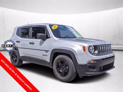 Photo Used 2017 Jeep Renegade Sport for sale