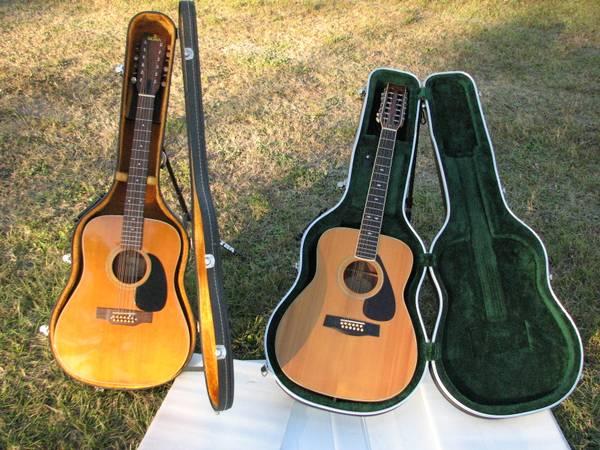 Photo VINTAGE GUITARS, 12 Strings , C.F. Martin Co. Sigma 1st Generation - $400 (suntree melbourne,fl)