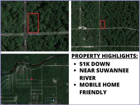 Photo WE are SELLING LAND for HOW MUCH ONLY $6K $500 Down (Live Oak)