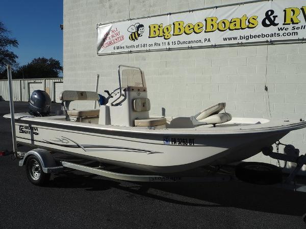 Photo Carolina Skiff 18 Jvx Cc boats for sale