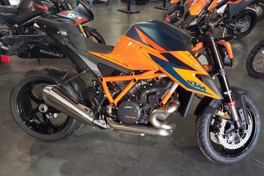Photo 2021 KTM 1290 Super Duke R $18699