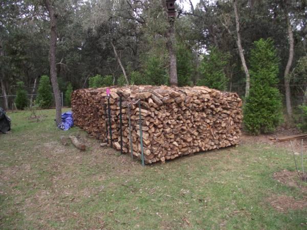 Photo Seasoned Oak Firewood  - $125 (LECANTO)