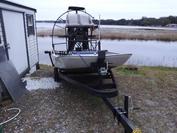 Photo airboat - $3500 (inverness)