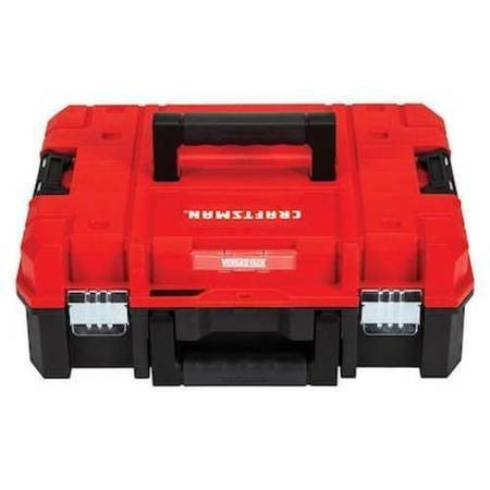 Photo craftsman 17quot tool box plastic - $15 (lecanto)