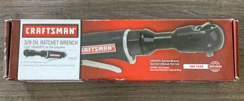 Photo new craftsman 3 tools in 1 38 air ratchet 14 12 - $49 (lecanto)