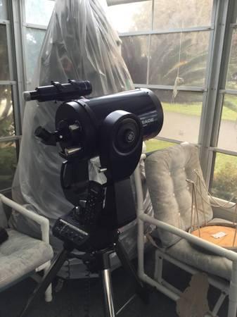 Photo telescope meade LX200 GPS 83939 - $1500 (Leesburg)