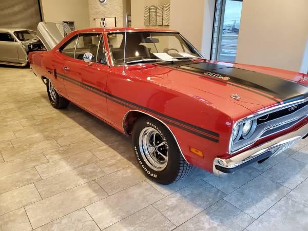 Photo 1970 Plymouth GTX - $70000