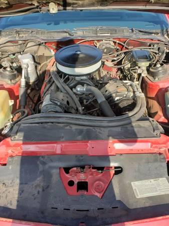 Photo 1984 z28 Chevy Camaro - $6,500 (Anywhere)