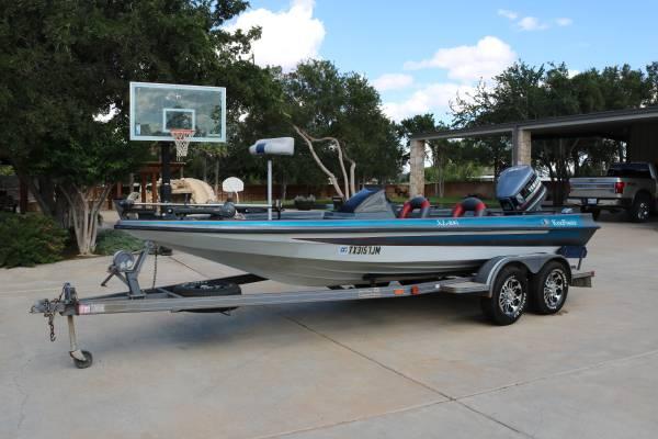 Photo 1989 King Fisher Bass Boat - $10000 (Midland)