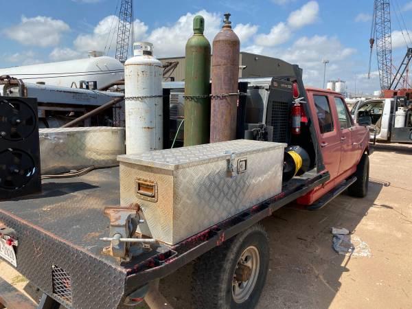 Photo 1997 Ford crew cab F350 - $7,500 (Odessa texas)