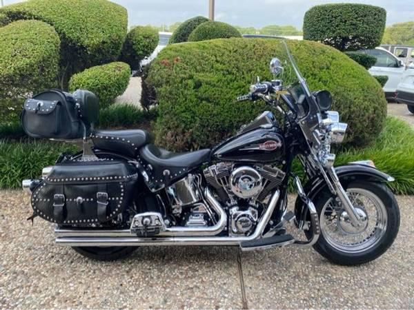 Photo 2005 Harley-Davidson Heritage Softail Classic - $6,982 (Harley-Davidson Heritage Softail Classic)