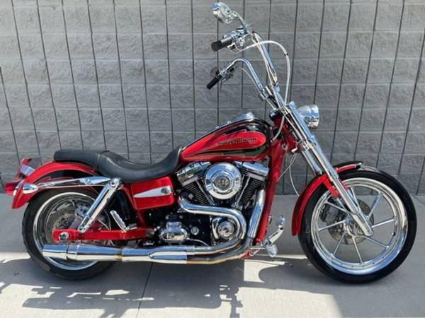 Photo 2007 Harley-Davidson CVO Screamin Eagle Dyna FXDSE - $11,981 (Harley-Davidson CVO Screamin Eagle Dyna)