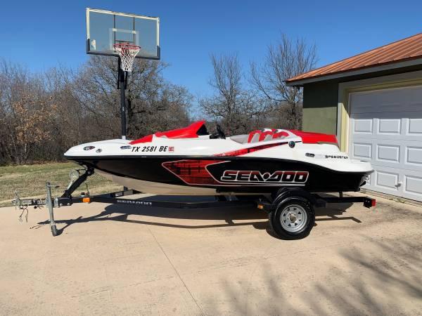 Photo 2009 Sea-Doo Speedster - $8,500 (Brownwood)